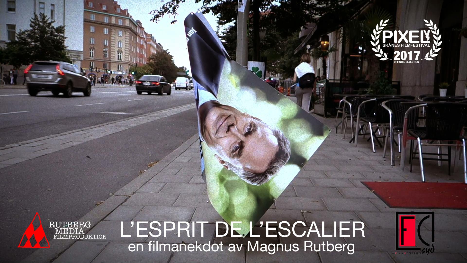 LESPRIT_DE_LESCALIER_poster